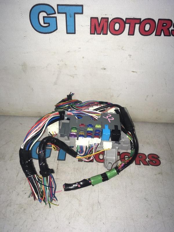 Блок управления двс Mazda Atenza GGEP LF-VE 2005