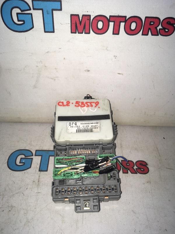 Блок реле и предохранителей Honda Accord Wagon CL2 H23A 2000