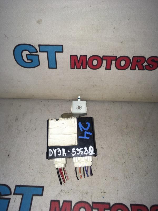Блок управления дверьми Mazda Demio DY3R ZJ-VE 2004
