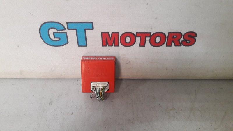 Блок управления Toyota Mark Ii GX100 1G-FE 1997