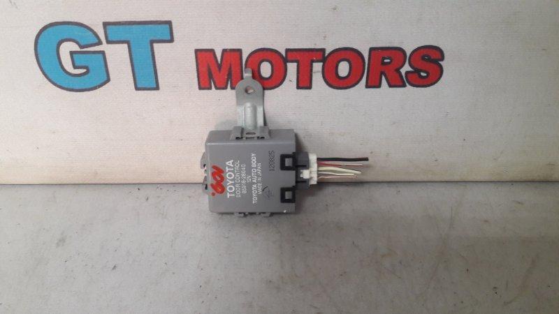 Блок управления дверьми Toyota Estima ACR40W 2AZ-FE 2001