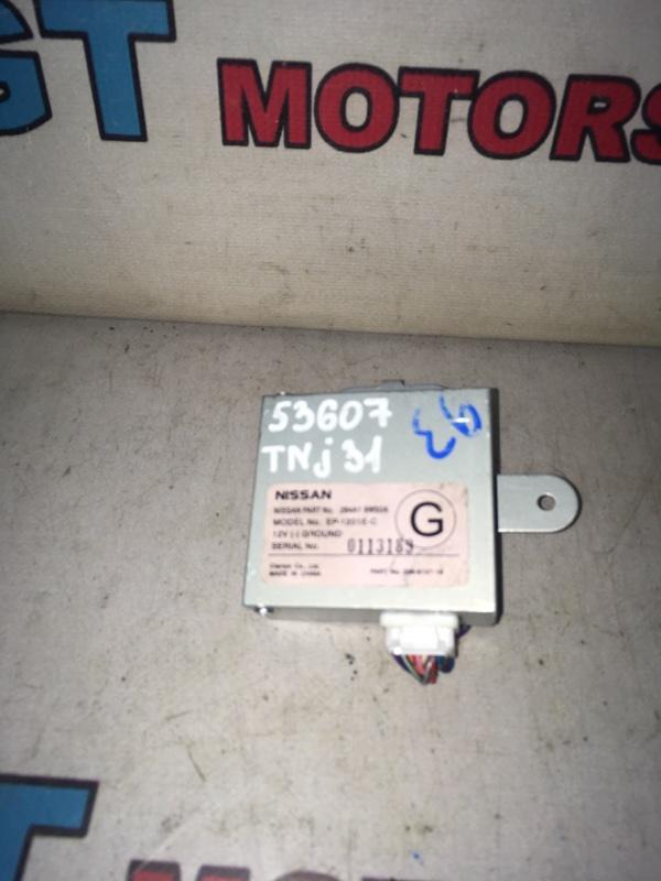 Блок управления Nissan Teana TNJ31 QR25DE 2007