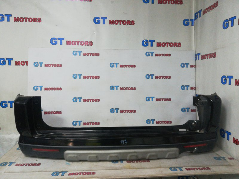 Бампер Honda Cr-V RD6 K24A 2005 задний