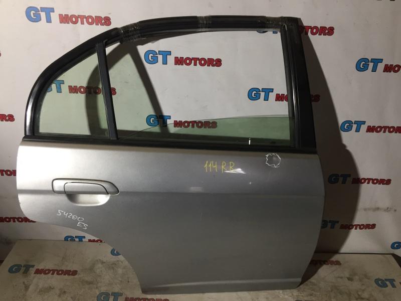 Дверь боковая Honda Civic Ferio ES3 D17A 2005 задняя правая