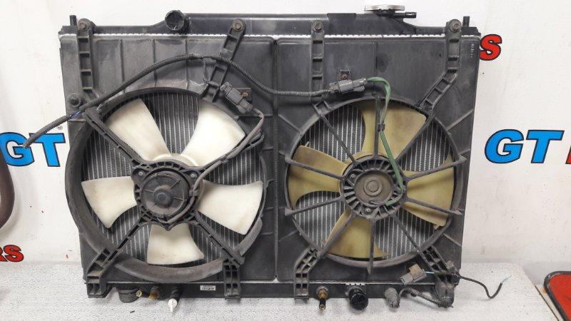 Радиатор двигателя Honda Stepwgn RF3 K20A 2002