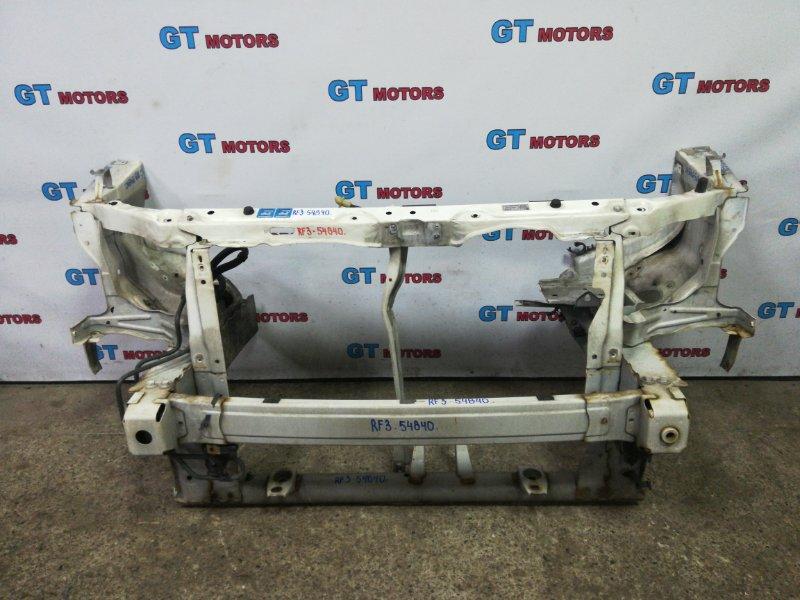 Рамка радиатора Honda Stepwgn RF3 K20A 2002