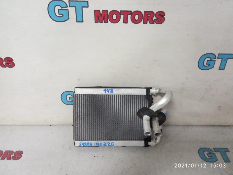 Радиатор отопителя Toyota Raum NCZ20 1NZ-FE 2003