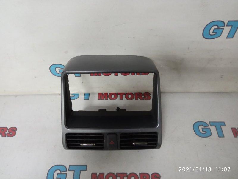 Рамка магнитофона Honda Cr-V RD6 K24A 2005