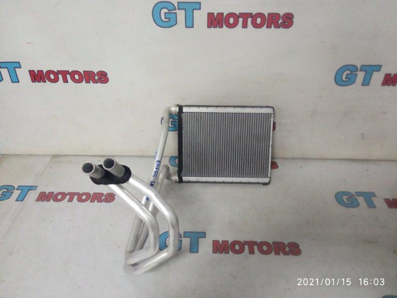 Радиатор отопителя Toyota Wish ZNE10G 1ZZ-FE 2008