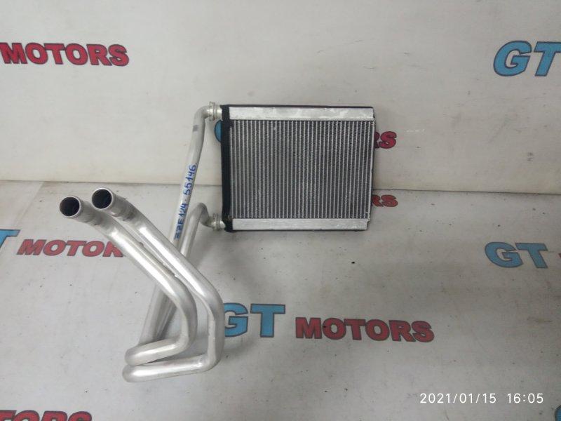 Радиатор отопителя Toyota Corolla Spacio ZZE124N 1ZZ-FE 2003