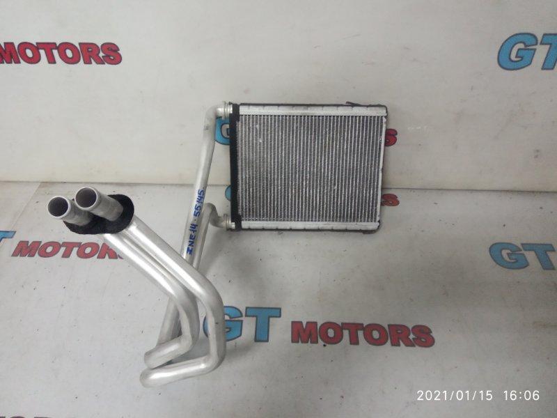 Радиатор отопителя Toyota Wish ZNE14G 1ZZ-FE 2004