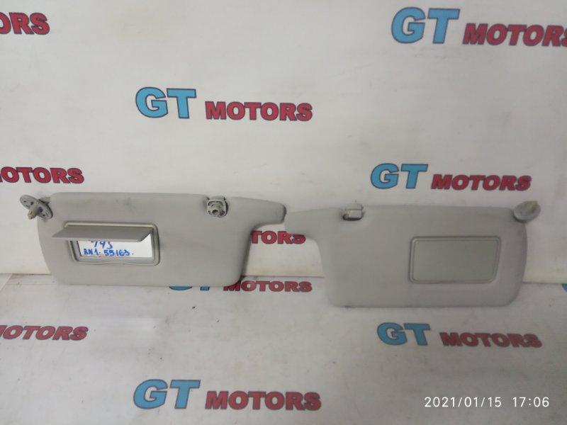 Солнцезащитный козырек Honda Stream RN1 D17A 2001