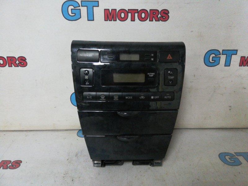 Блок управления климат-контролем Toyota Corolla NZE121 1NZ-FE 2002