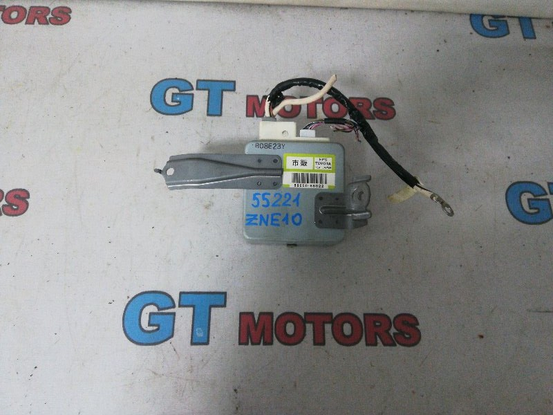 Блок управления рулевой рейкой Toyota Wish ZNE10G 1ZZ-FE 2008