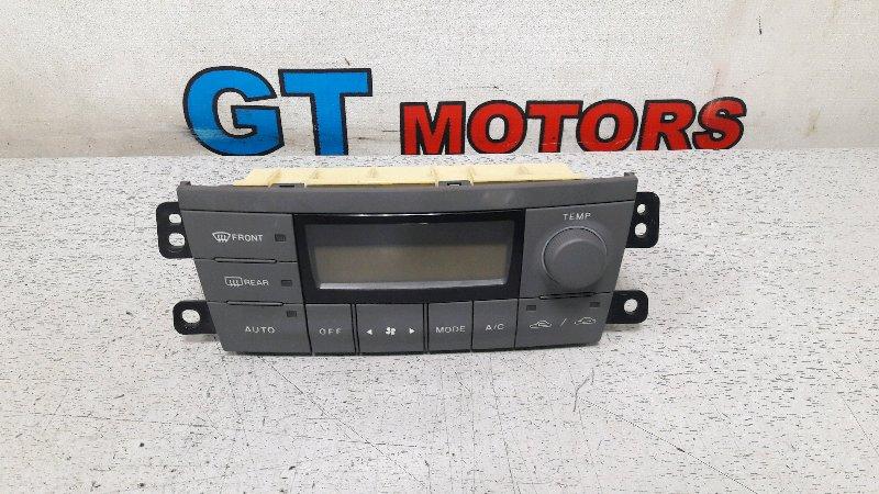Блок управления отоплением и вентиляцией Mazda Premacy CP8W FP-DE 1999