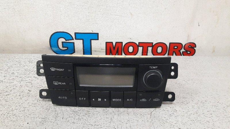 Блок управления климат-контролем Mazda Premacy CP8W FP-DE 2000