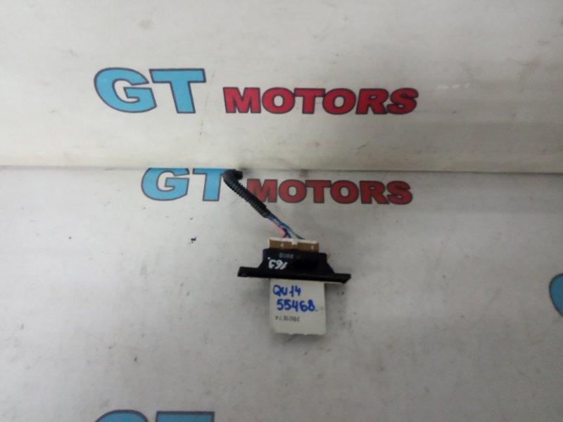 Реостат печки Nissan Bluebird QU14 QG18DD 1999