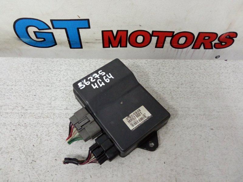 Блок управления впрыском топлива Mitsubishi Airtrek CU4W 4G64 2003