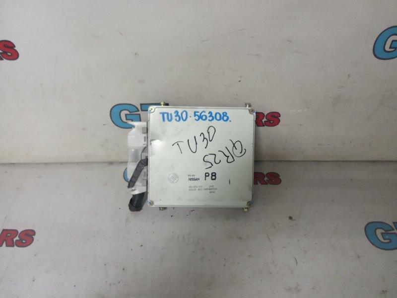 Компьютер (блок управления) Nissan Presage TU30 QR25DE
