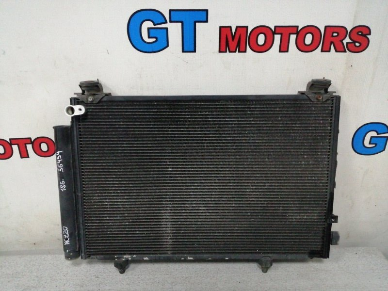 Радиатор кондиционера Toyota Raum NCZ20 1NZ-FE 2003