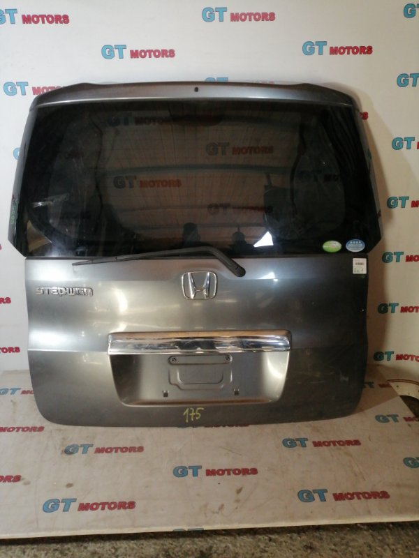 Дверь задняя багажника Honda Stepwgn RK1 R20A 2010