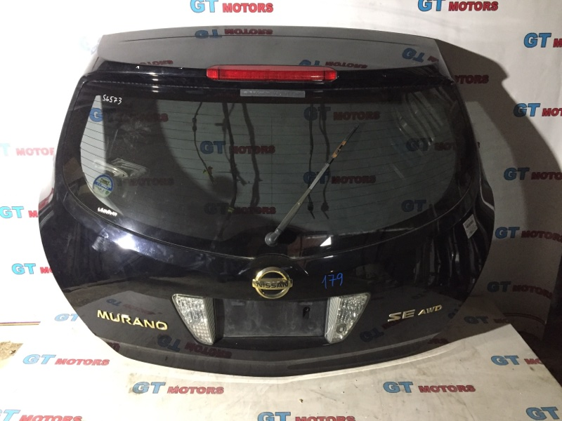 Дверь задняя багажника Nissan Murano PNZ50 VQ35DE 2006