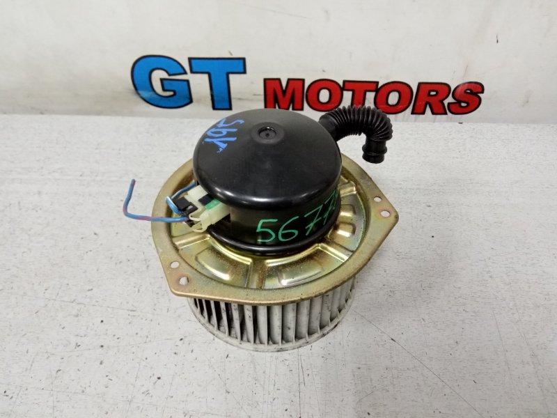 Вентилятор (мотор отопителя) Nissan Avenir W10 SR18DE 1994