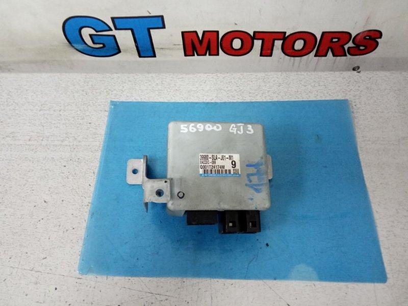 Блок управления рулевой рейкой Honda Partner GJ3 L15A 2008