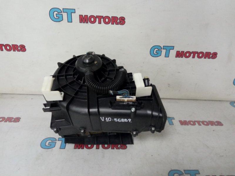 Вентилятор (мотор отопителя) Nissan Tino V10 QG18DE 1999