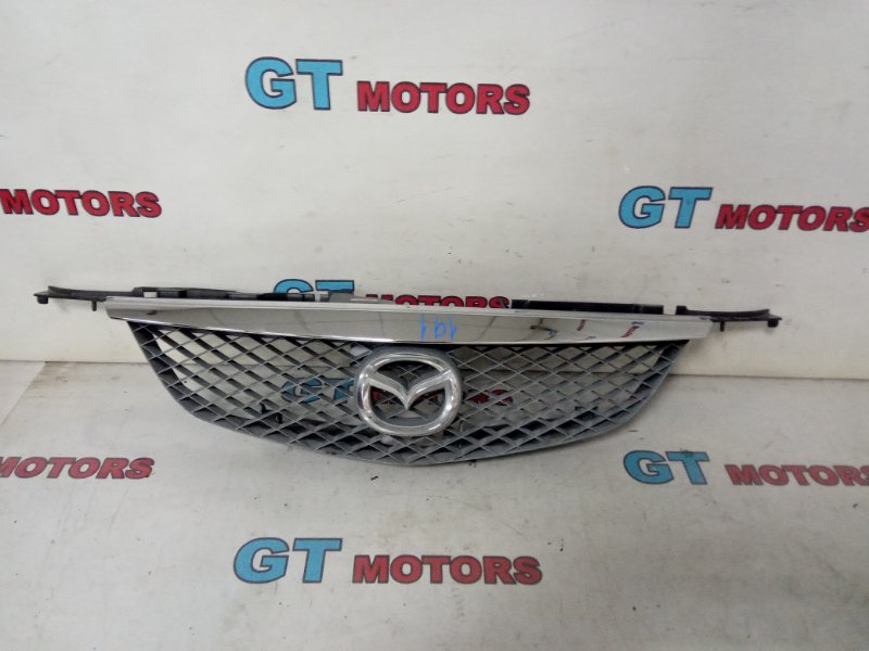 Решетка радиатора Mazda Premacy CP8W FP-DE 2001
