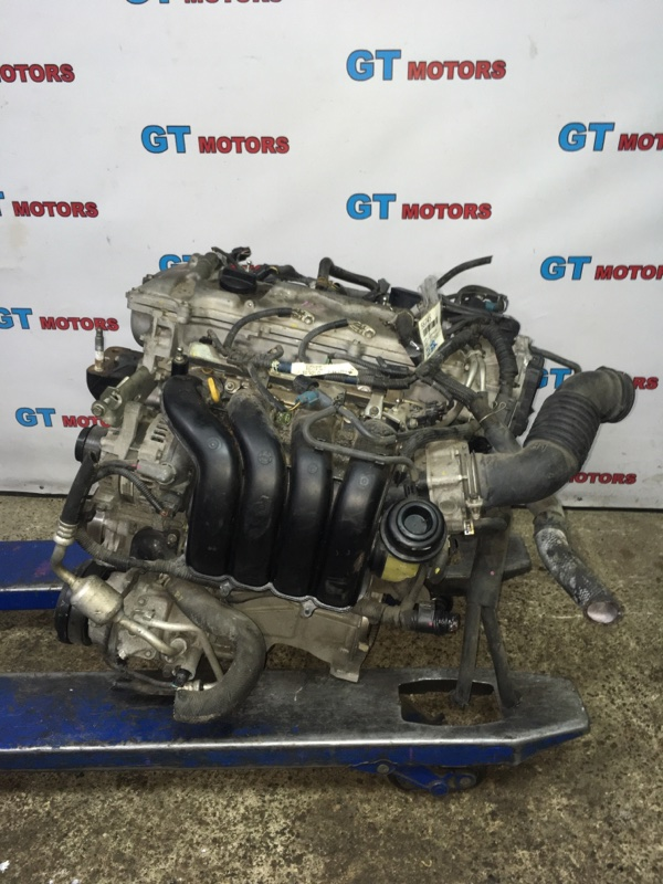Двигатель Toyota Isis ZGM10G 2ZR-FAE 2010