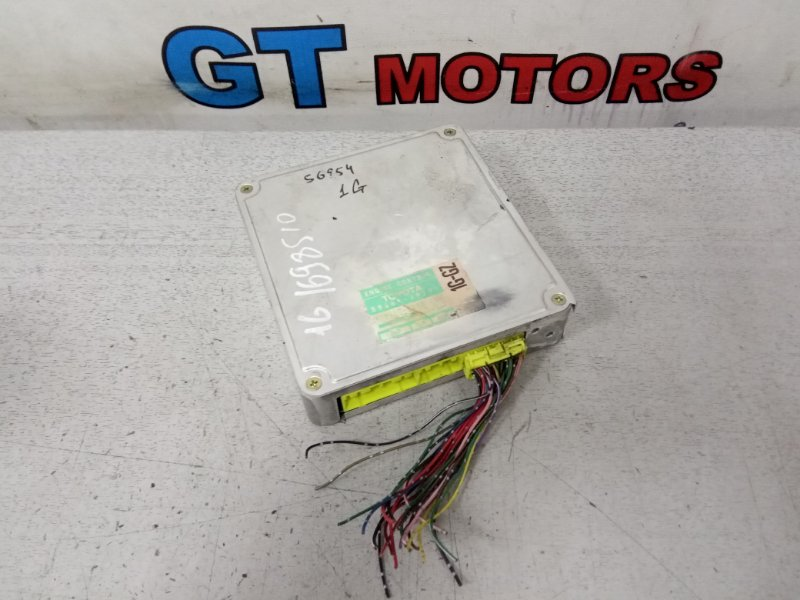 Компьютер (блок управления) Toyota Crown GS131 1G-GZE