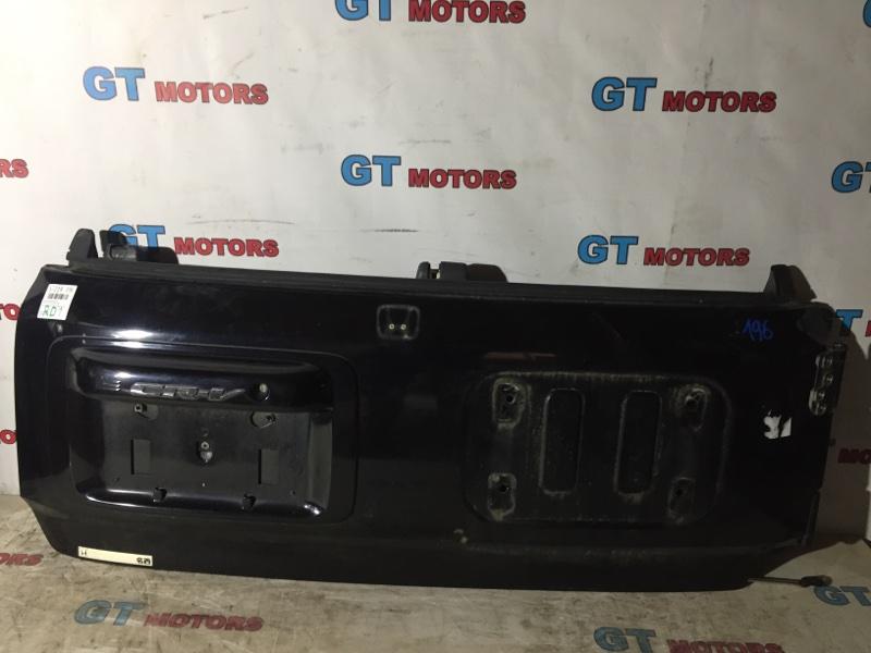Дверь задняя багажника Honda Cr-V RD1 B20B 2000