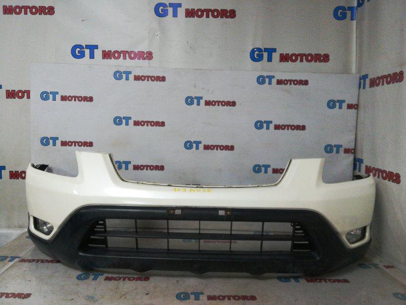 Бампер Honda Cr-V RD5 K20A 2003 передний