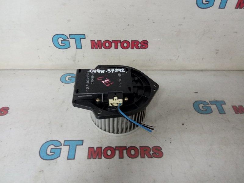 Вентилятор (мотор отопителя) Mitsubishi Airtrek CU4W 4G64 2003