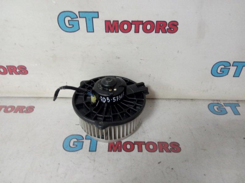 Вентилятор (мотор отопителя) Honda Cr-V RD5 K20A 2003