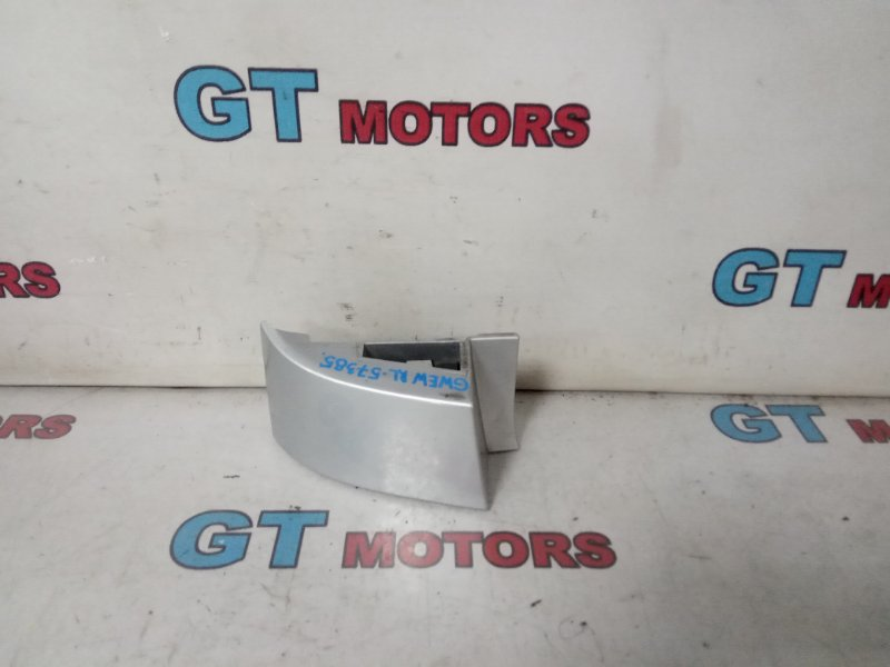Планка под фонарь Mazda Capella GWEW FS-DE 1999 задняя левая