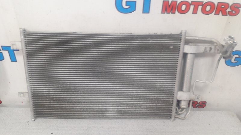 Радиатор кондиционера Mazda Axela BL5FW ZY-VE 2010