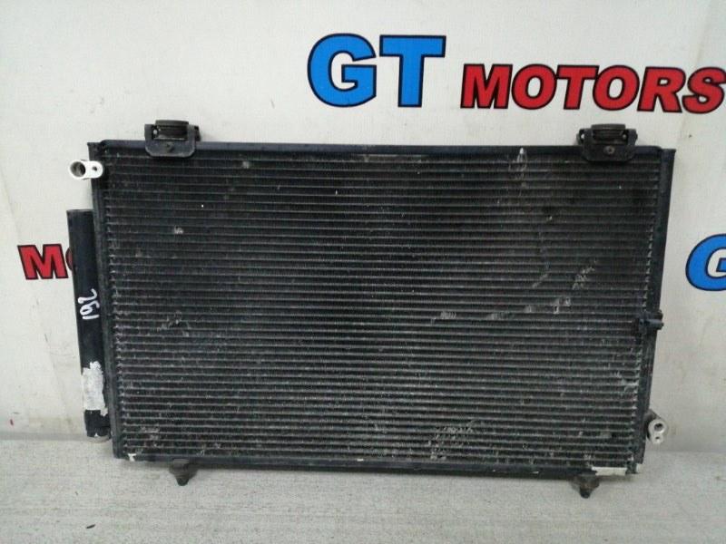 Радиатор кондиционера Toyota Will Vs ZZE129 1ZZ-FE 2001