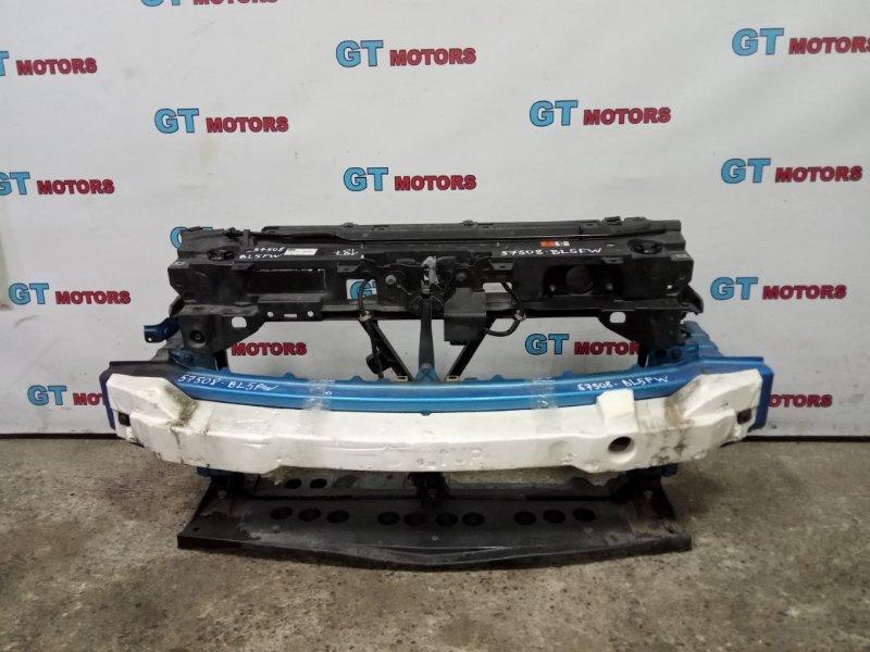 Рамка радиатора Mazda Axela BL5FW ZY-VE 2010