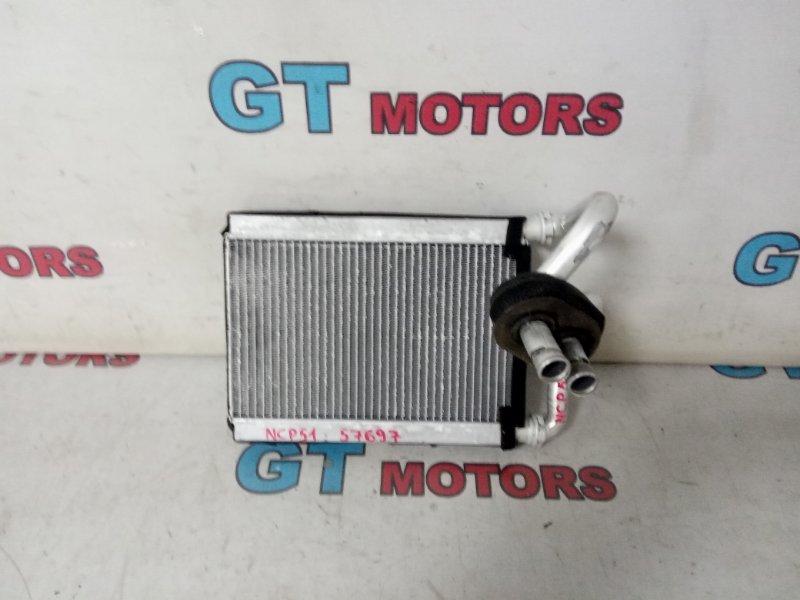 Радиатор отопителя Toyota Succeed NCP51 1NZ-FE