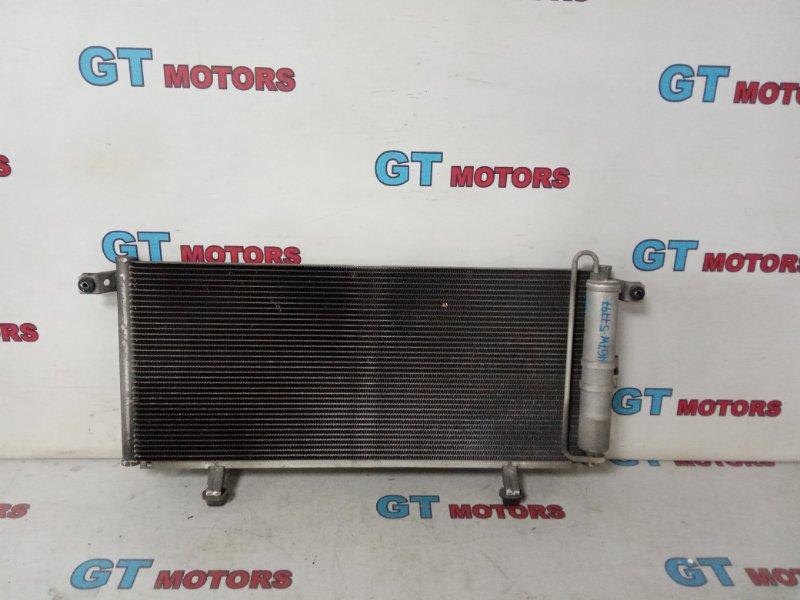 Радиатор кондиционера Mitsubishi Pajero Io H76W 4G93 2000
