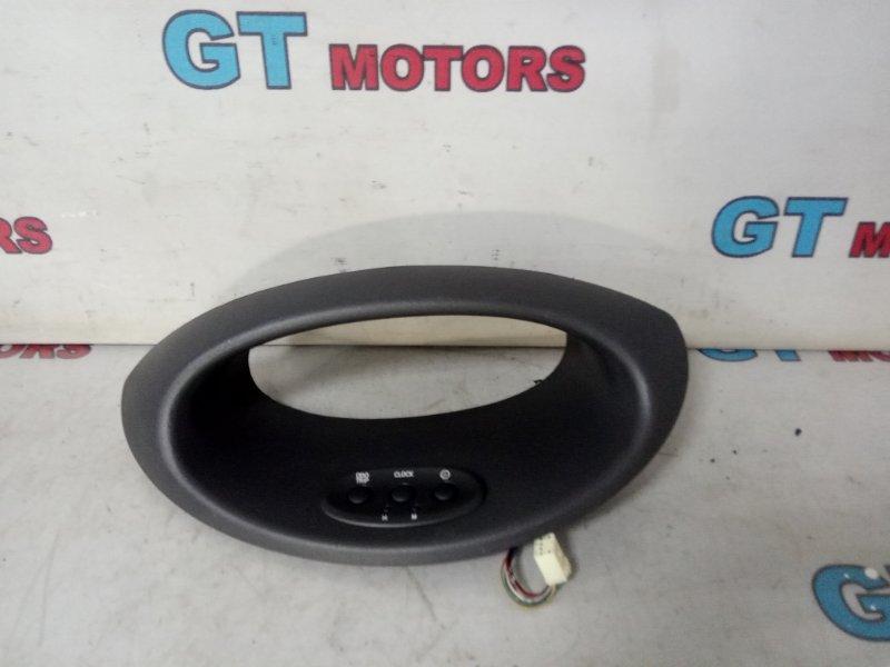 Консоли панели приборов Toyota Vitz SCP10 1SZ-FE