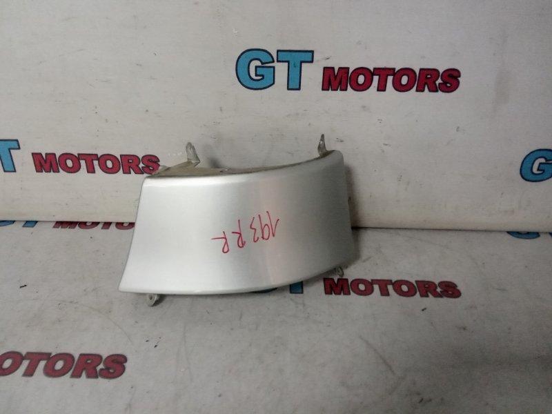 Планка под фонарь Toyota Caldina ST215G 3S-GE 2002 задняя правая