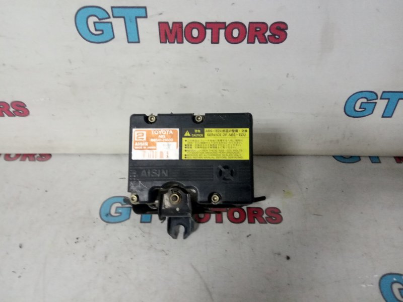 Блок abs Toyota Caldina ST215G 3S-GE 2002