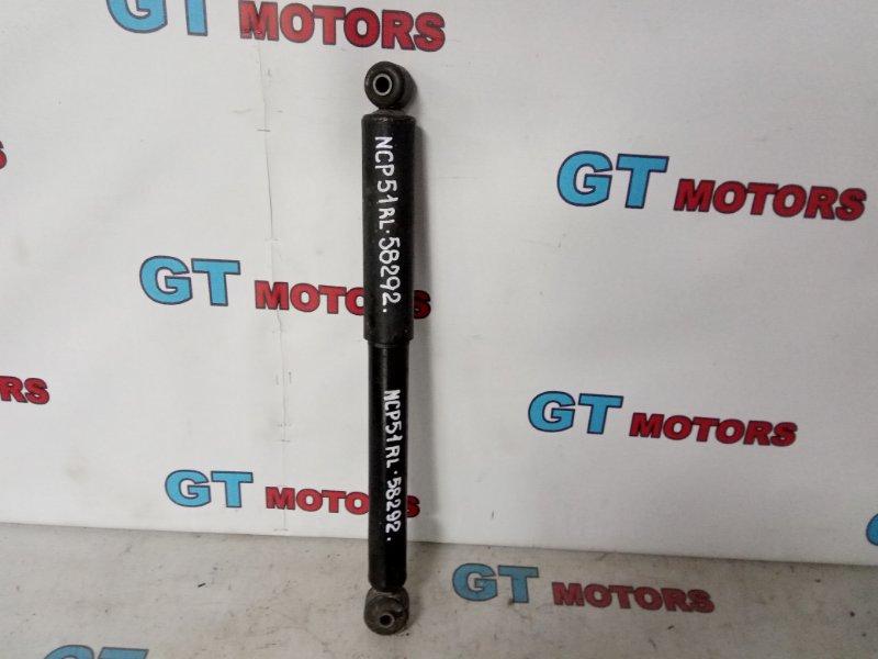 Амортизатор Toyota Succeed NCP51 1NZ-FE задний левый