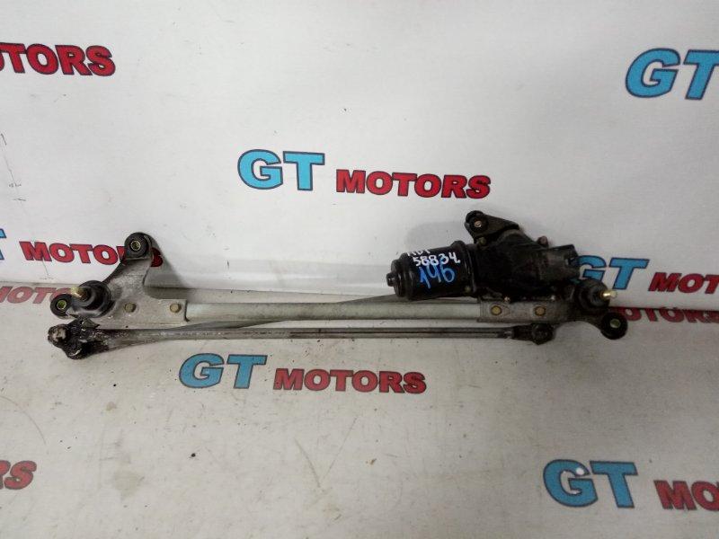 Привод дворников Honda Cr-V RD1 B20B 2000 передний
