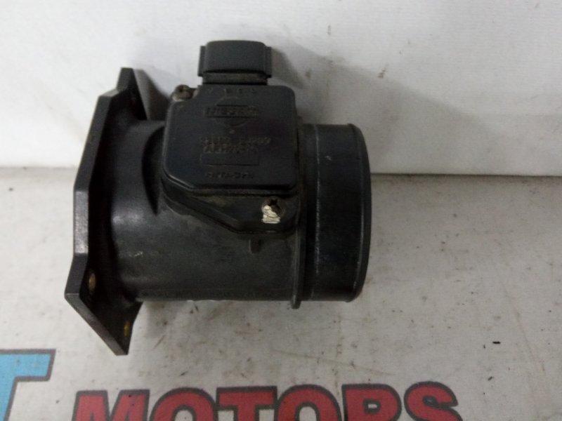 Расходомер (датчик расхода воздуха) Nissan Bluebird EU14 SR18DE 1997