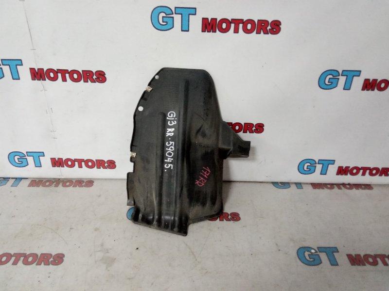 Подкрылок Honda Partner GJ3 L15A 2008 задний правый