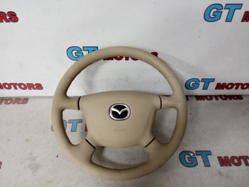 Руль Mazda Premacy CP8W FP-DE 2000